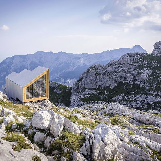 image: Cozy Alpine Shelter by placesandspaces