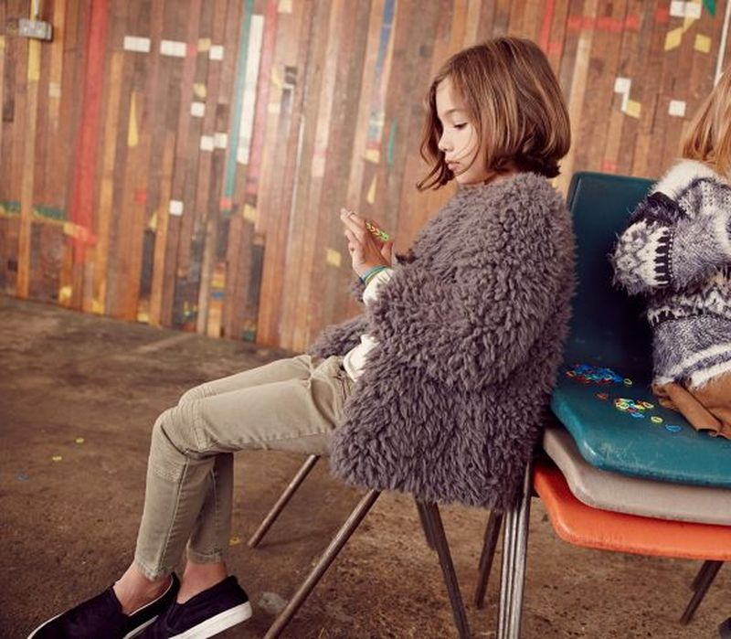 image: ZARA KIDS. LOOKBOOK.SEPTEMBER 14 by begogon