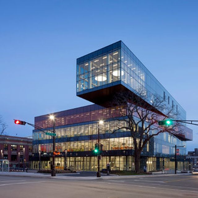 image: Halifax library by Schmidt Hammer Lassen comprises f... by waryamaranth