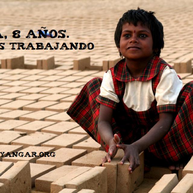 image: #DiNoAlTrabajoInfantil by nayanagar