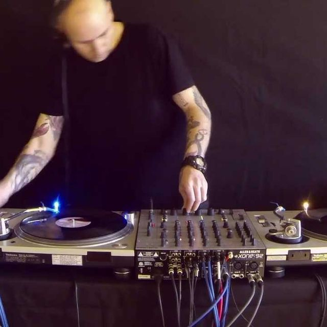 video: ROTARY. Mixed by Caravaca by paulhard