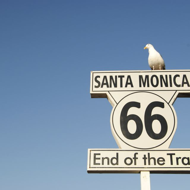image: Route 66 by worldwithoutwinter