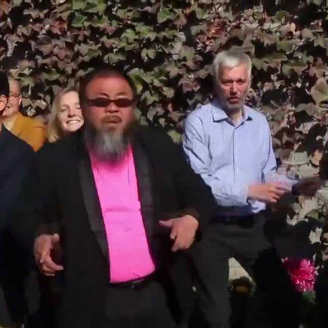video: Ai Wei Wei strikes again! by nur-l