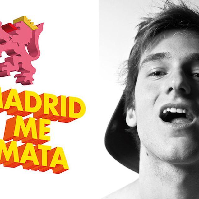 image: MADRID ME MATA by g