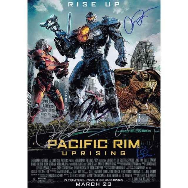 image: Download Pacific Rim Uprising 2018 Movie by natalia88