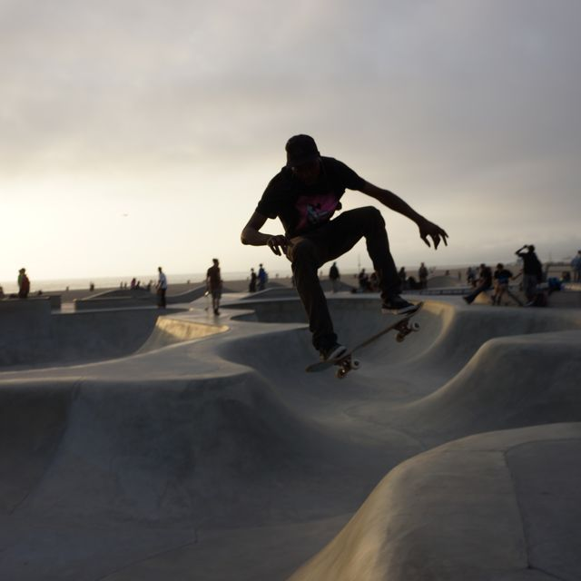 post: Experience 29: Venice Beach | World Without Winter by worldwithoutwinter