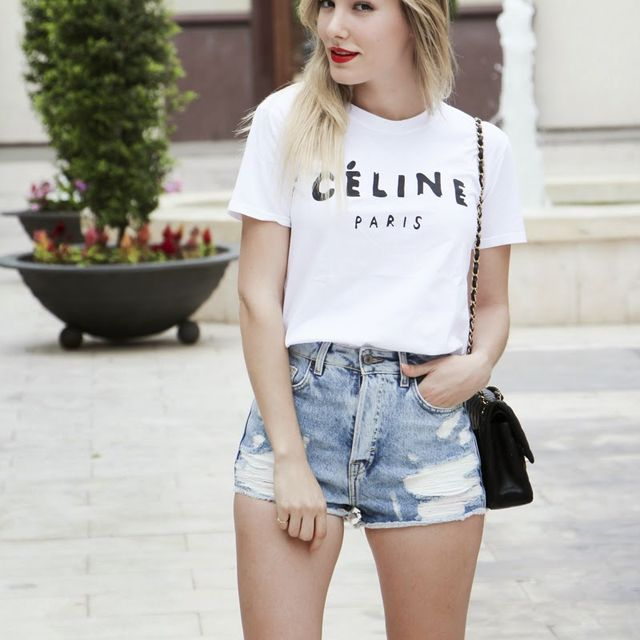 image: Demin Shorts by personalstyle