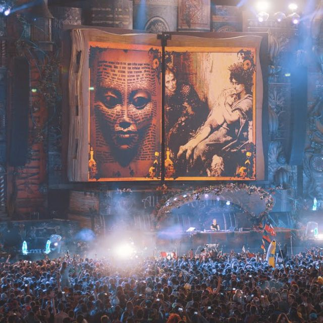 video: Tomorrowland Brasil 2015 | official aftermovie by pati