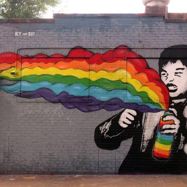 post: Images Immortalised - Google's Street Art Project by middleoftheatlantic