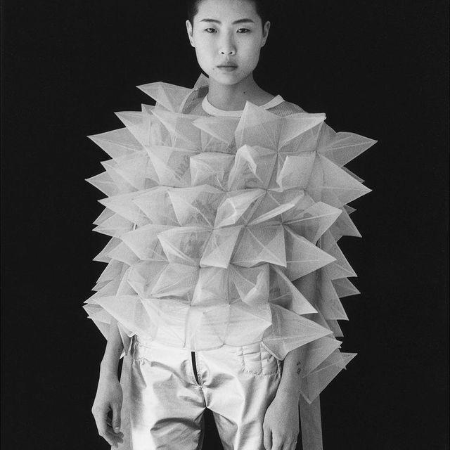 image: May for  #numeroberlin fashion by #annapesonen #hartleshkina by HartLeshkina