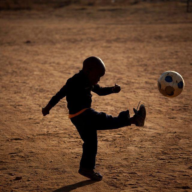 video: African Football by kierin