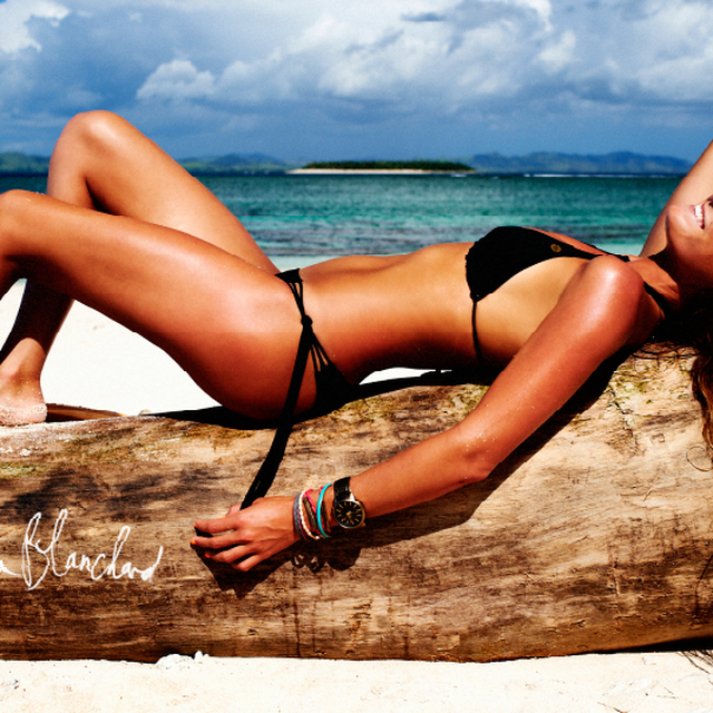 image: Alana Blanchard for Rip Curl by dr-drake