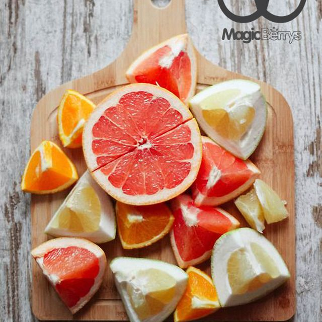 image: CITRUS FRUITS by magicberrys