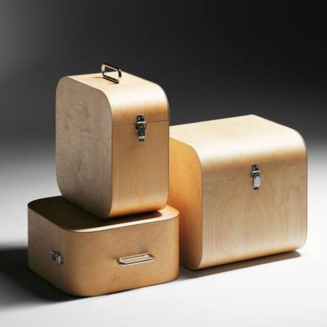 image: Storage Boxes by RachelVigo