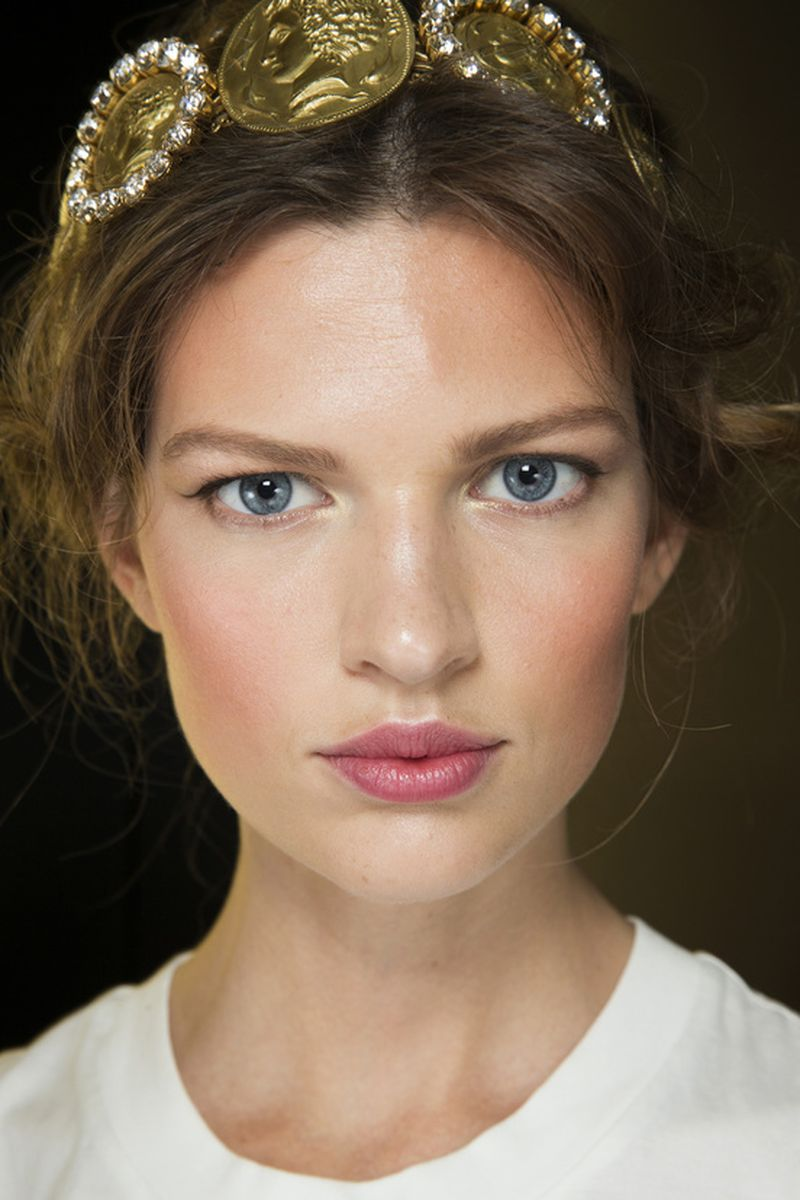 image: Natural make up by duchic