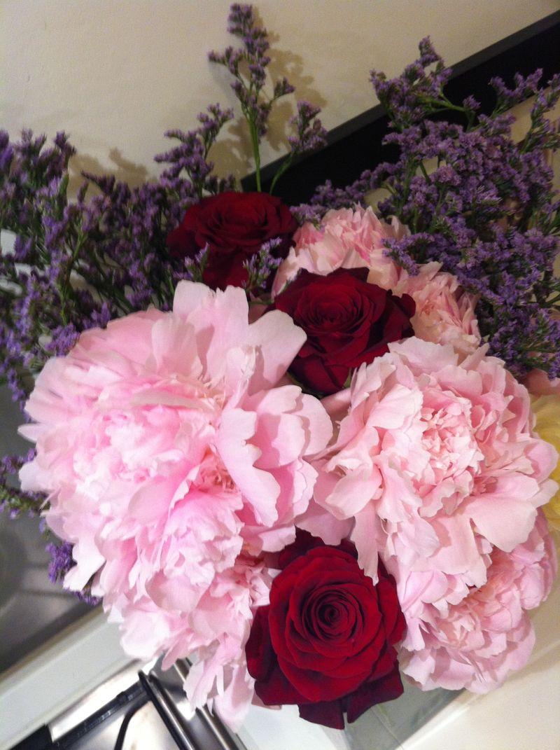 image: peonia+redroses by regih