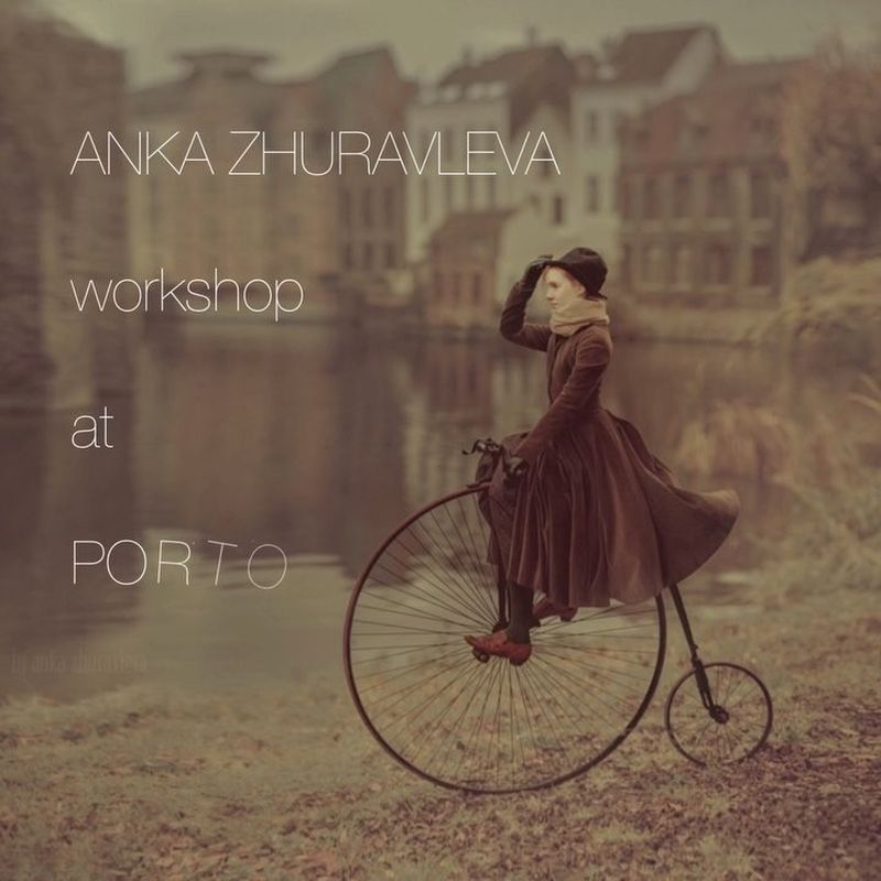 image: I invite you to my workshop at Porto, Portugal. Check out the link in profile for program, details and registration. by ankazhuravleva
