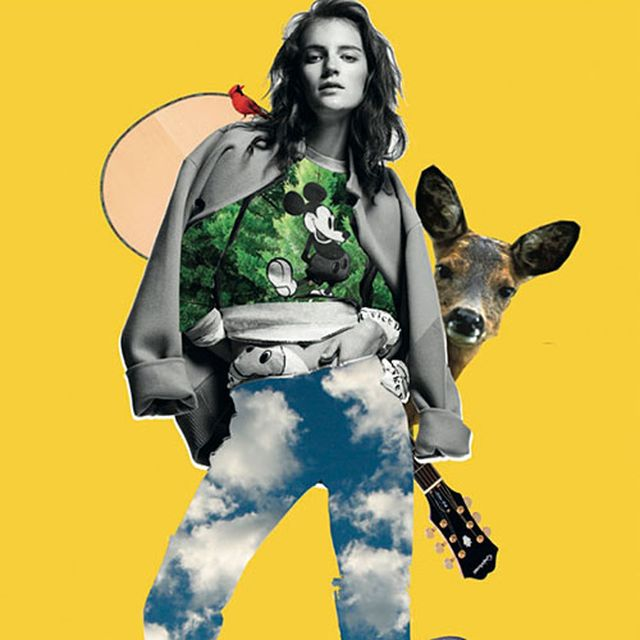image: Laura Kampman 'Pop Stars' by Gregory Harris For Twin #9 by fashionnet