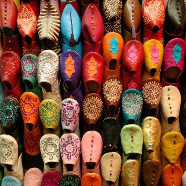 image: Moroccan Bobouches - Marrakech by ineslovesamy