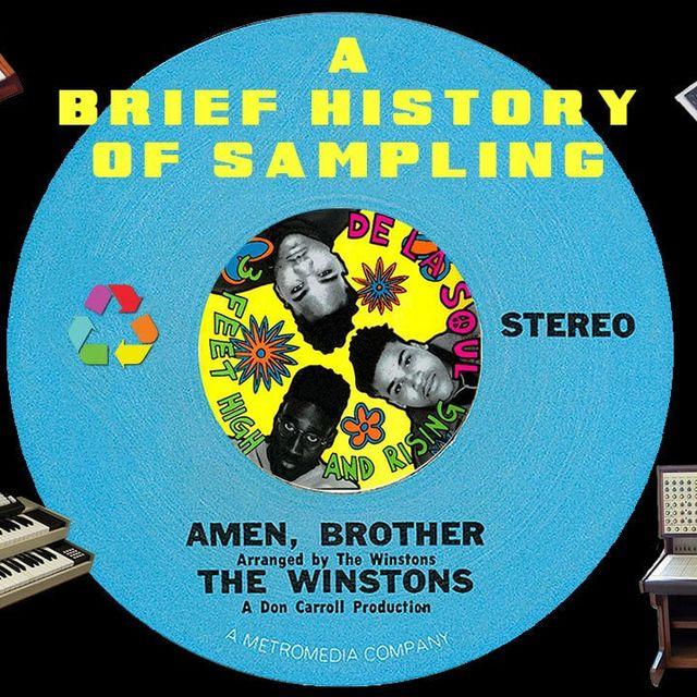 video: A Brief History of Sampling by jrgaguilar