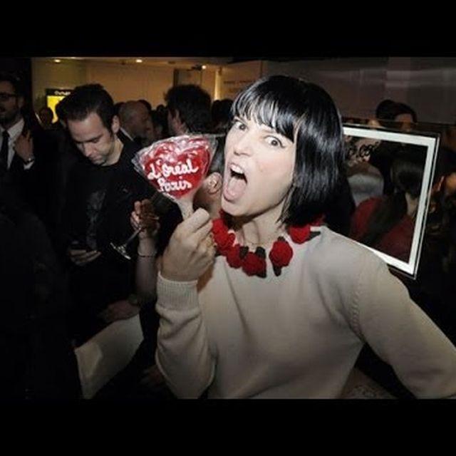 video:   Apertura de la tienda L'Oréal en Madrid   by legaragetv