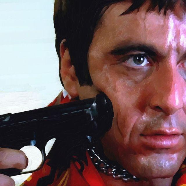 image: Al Pacino @ Scarface #1 by gabrielttoro