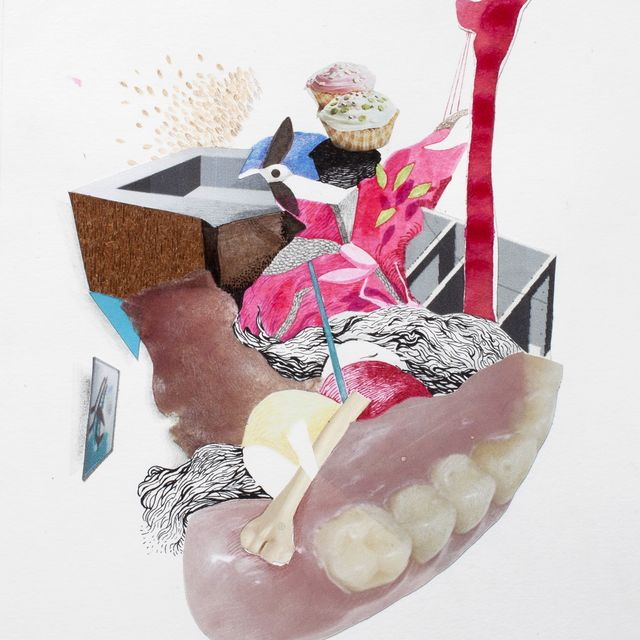 image: Material frágil para jardines V by lanewgallery