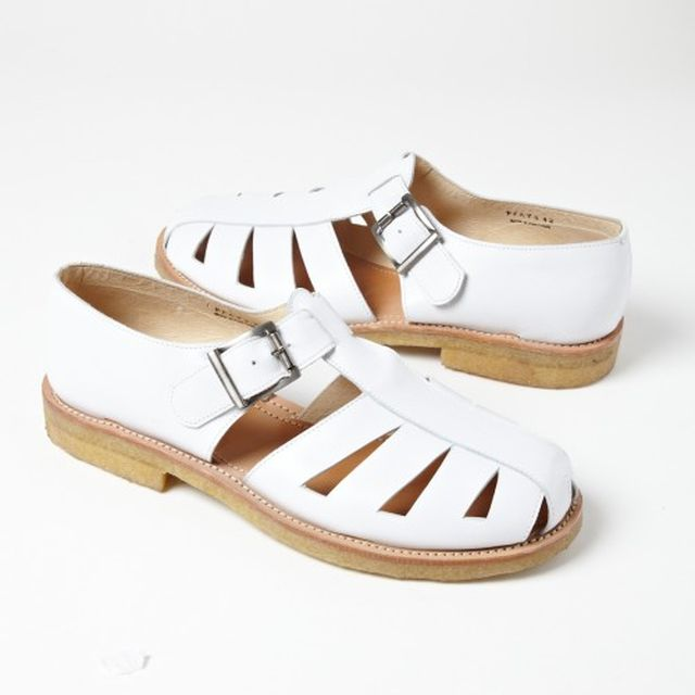 image: YMC punk sandal by pablo-p-sanmartin