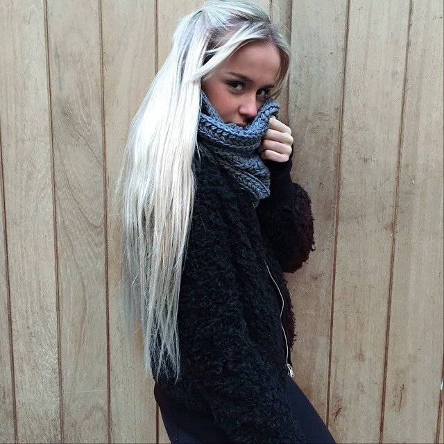 image: Jacket + Scarf  from  @subdued #subdued Thank you s... by monica_anoz