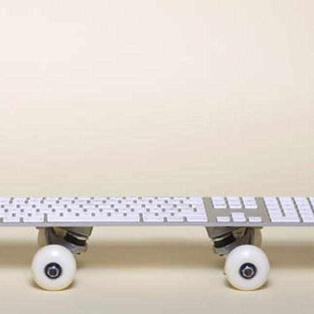 image: Skate-key-board by moe