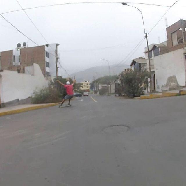 video: Horizontes del Perú Longboard by alegayo