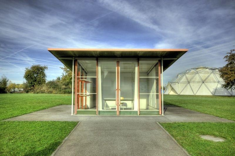 image: Gas Station   Jean Prouvè   Vitra Design Musem by martinvazquez