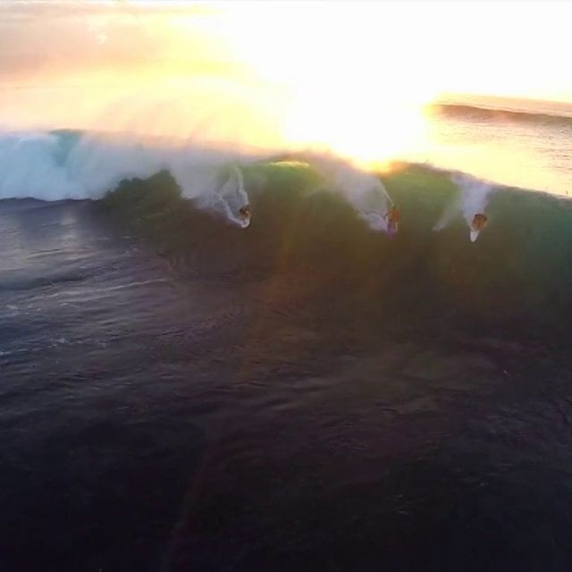 video: Pipeline Winter 2013 by gmilansb