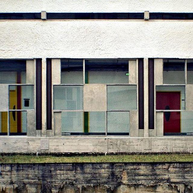 image: Sainte Marie de La Tourette - Le Corbusier by RachelVigo