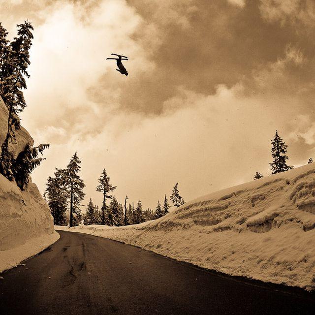 image: JUMP by herbert-nitsch