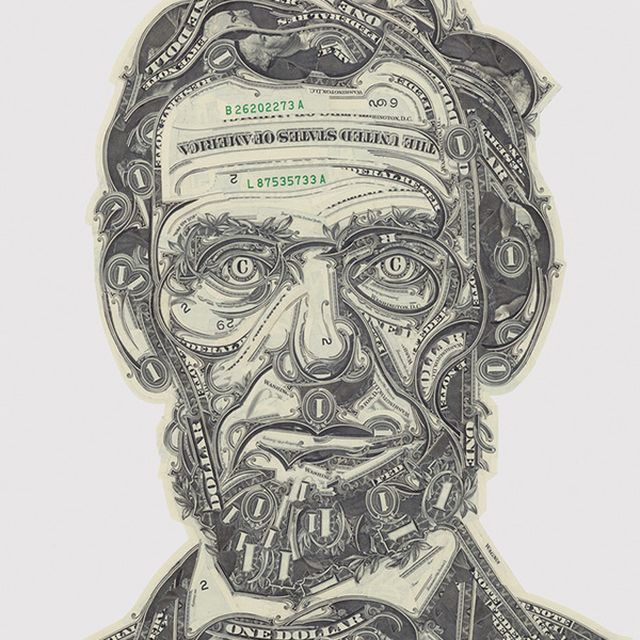 image: The Art of the Dollar by aidahulton