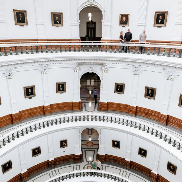 image: Austin State Capitol by jongrado