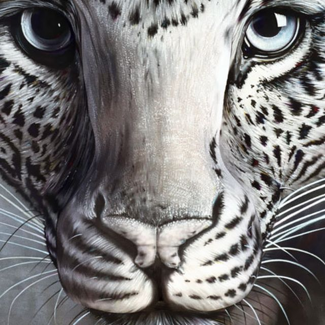 image: The White Tiger by Craig Tracy by aidahulton