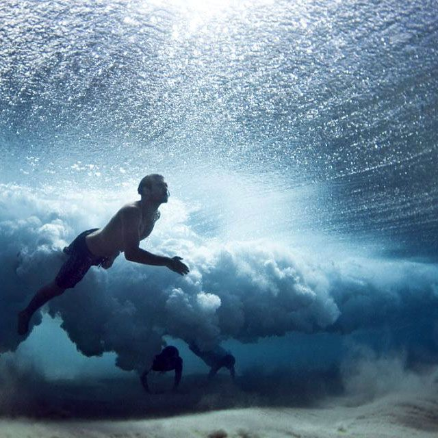 image: Underwater games by GuillePedreiro