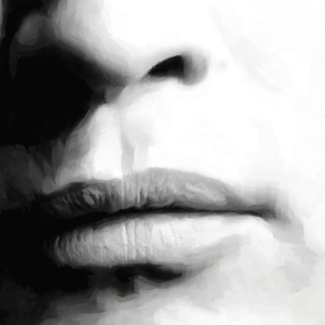 image: Marlon Brando Portrait #1 by gabrielttoro