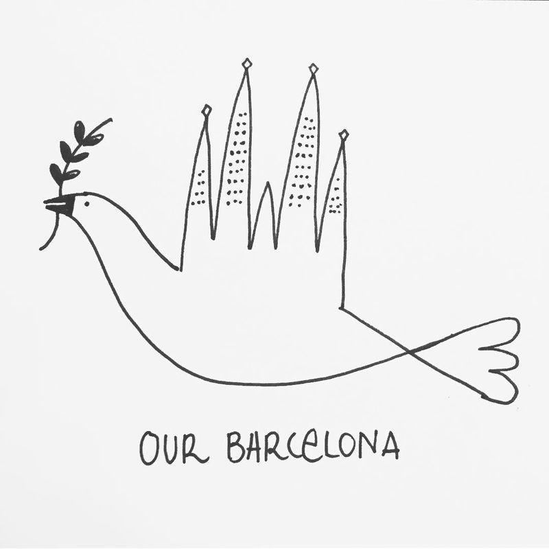 image: Que no ens canviïn #barcelona #totssombarcelona by mariacorte