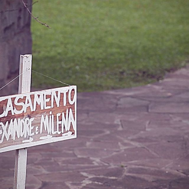 video: Milena e Alexandre on Vimeo by madrecita_filmes