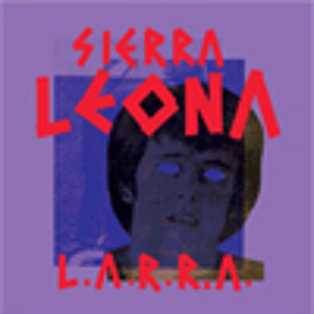 music: SIERRA LEONA -  LP Discos Humeantes /Cuervo Music by holycuervo