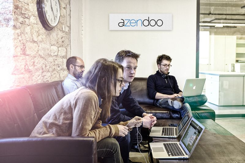 image: Startup : Azendoo Lets You Collaborate On Tasks And ... by greedygop