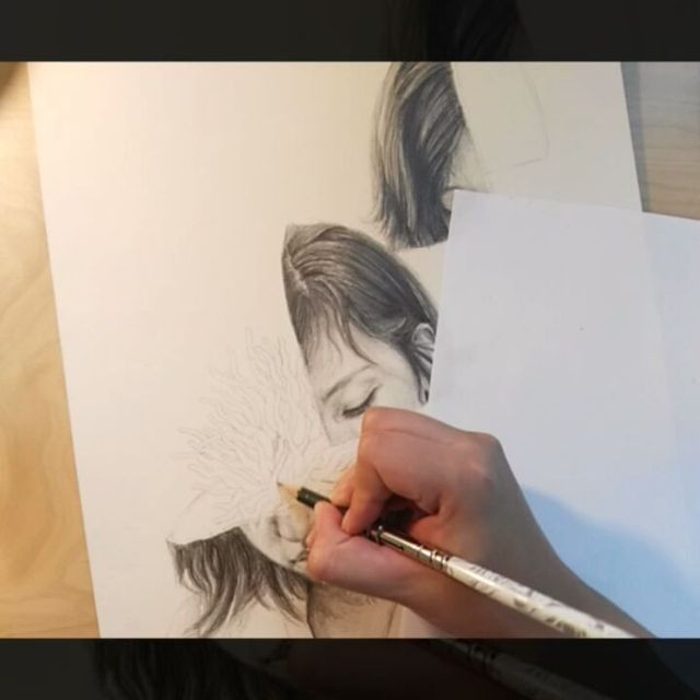 image: #workinprogress #wip #new #drawing #editorial #book #illustrated #illustration #libro #ilustracion #dibujando #elisaancori by elisaancori