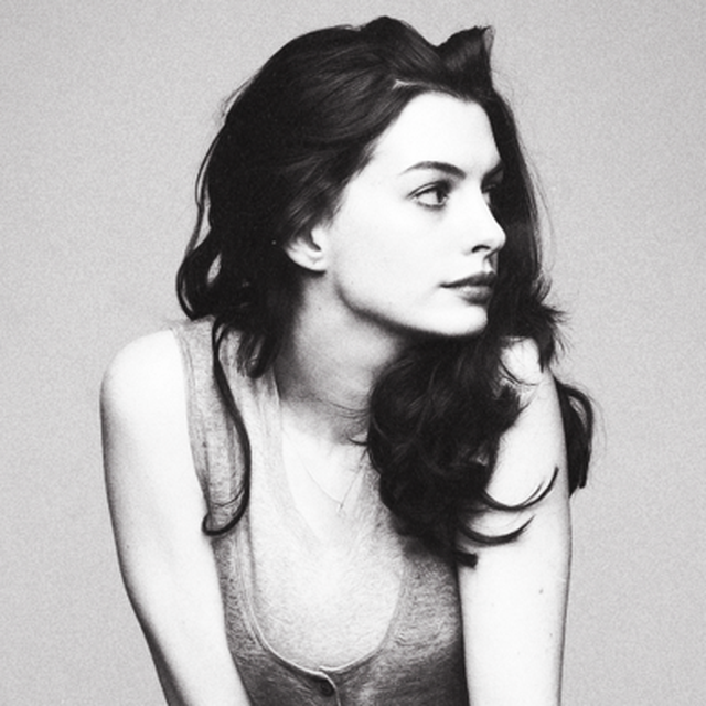 image: Pretty Anne Hathaway by don-wild