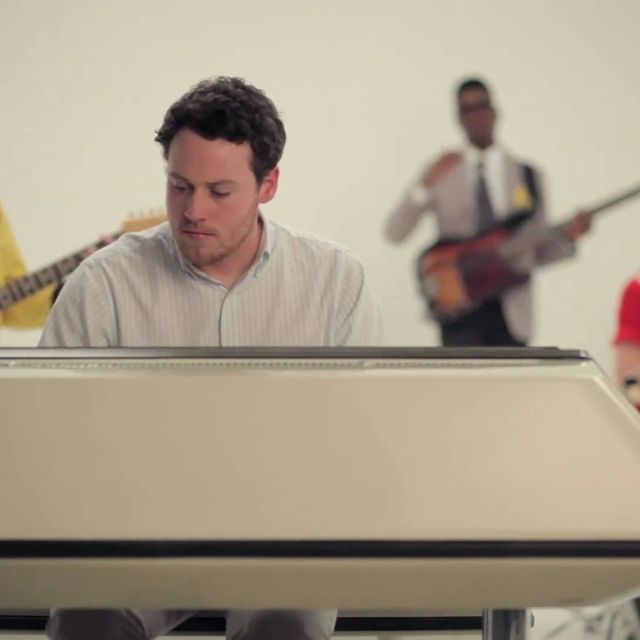 video: Metronomy - The Look by herbert-nitsch