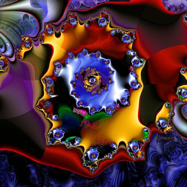 image: Ecstasy of the dancing fleas by ivankorsario