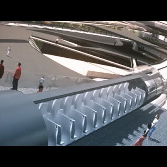 video: The Hyperloop experience by a_techprobs