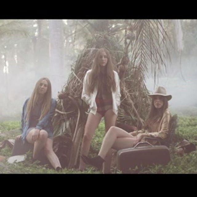 video: HAIM - Falling by ingridfabre